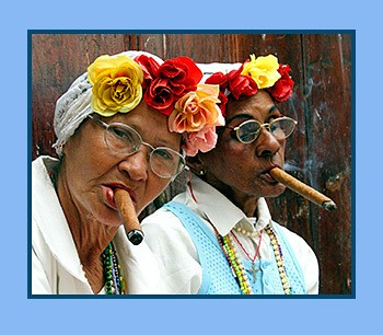 CUBAN CIGARS...The Taboo Pleasure