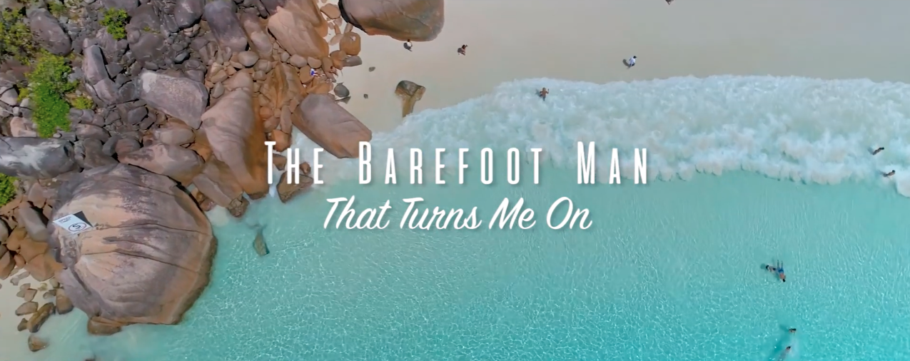 Barefoot Man - THAT TURNS ME ON video on YouTube